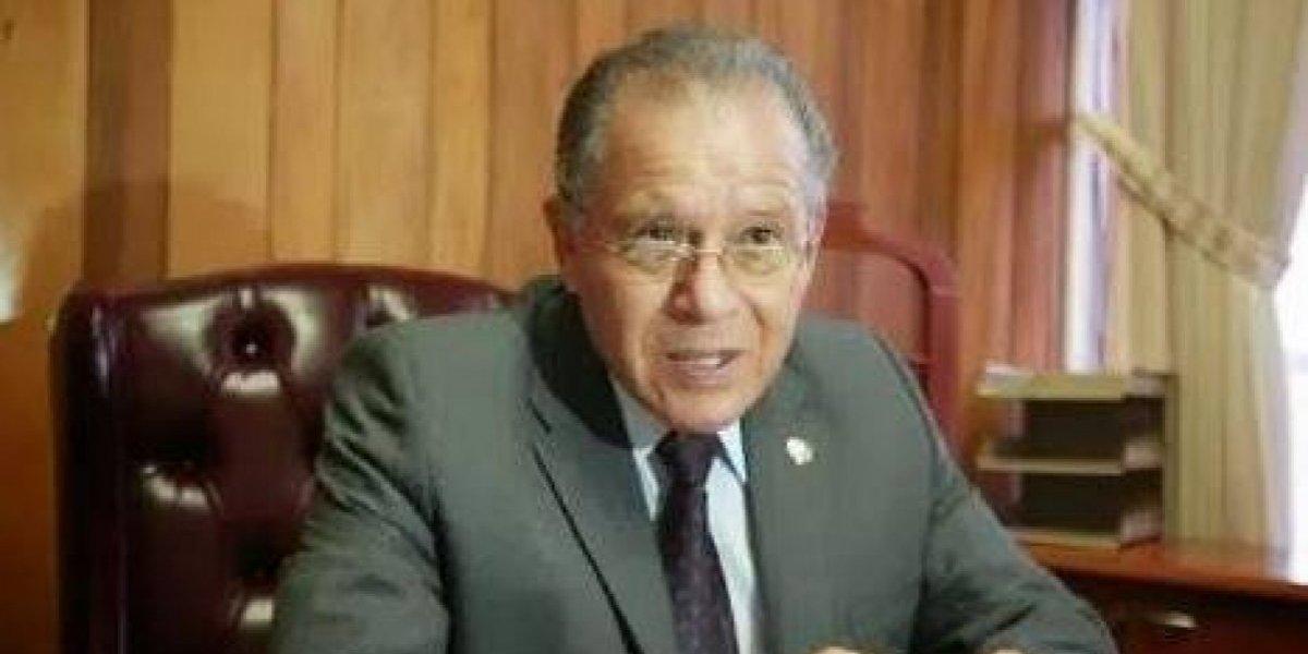 Resaltan legado del exmagistrado de la CSJ José Arturo Sierra