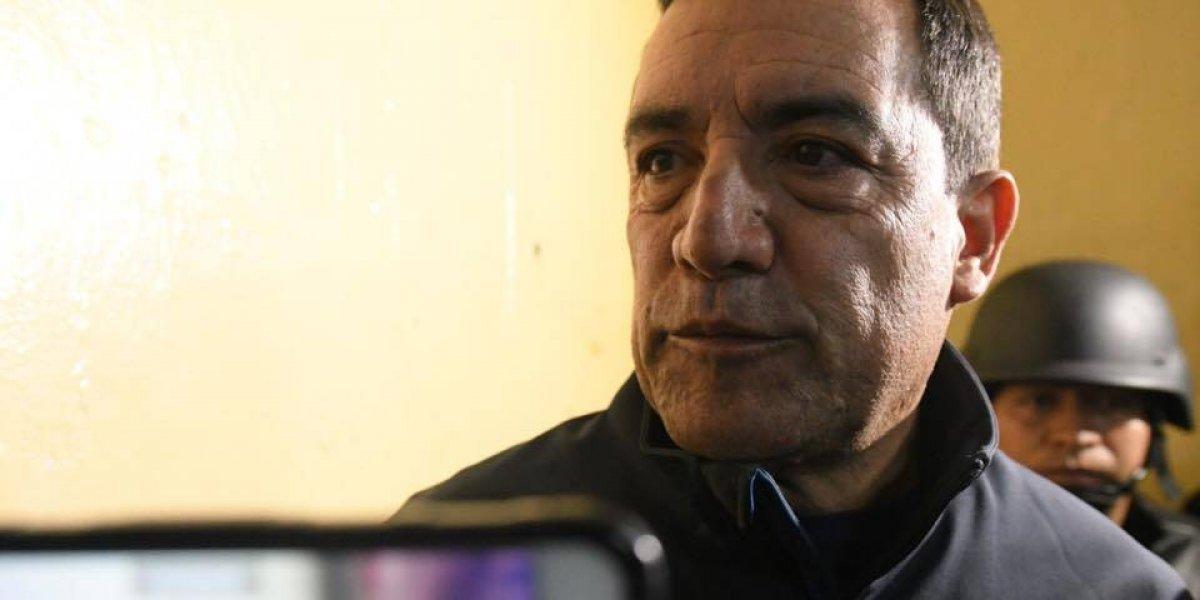 Ejecutivo se pronuncia tras detención del exministro de la Defensa