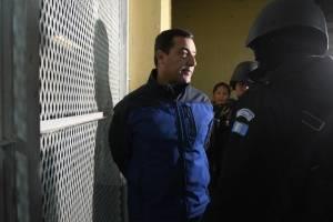 capturan al exministro de la Defensa, Williams Mansilla