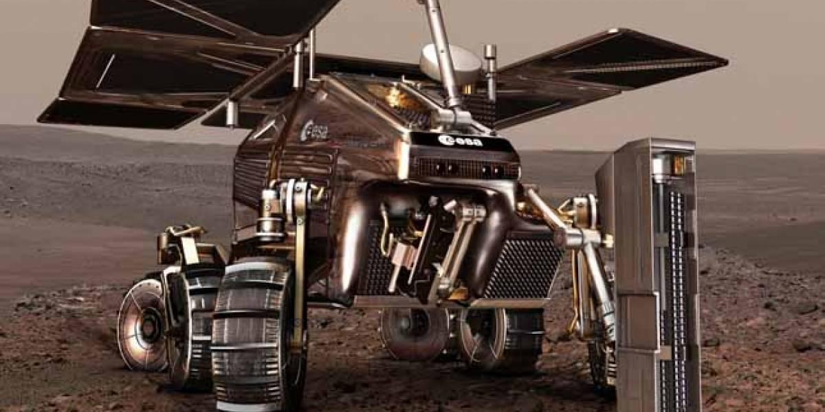 La Agencia Espacial Europea cancela el proyecto ExoMars