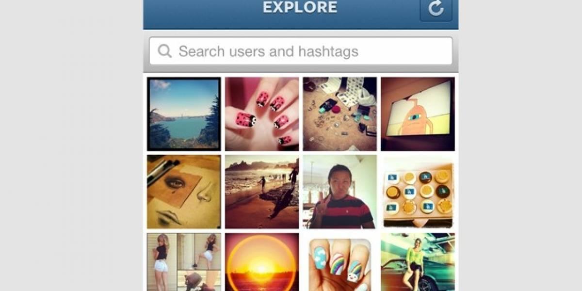 Instagram se actualiza para iOS y Android con integración a Facebook y mayor velocidad