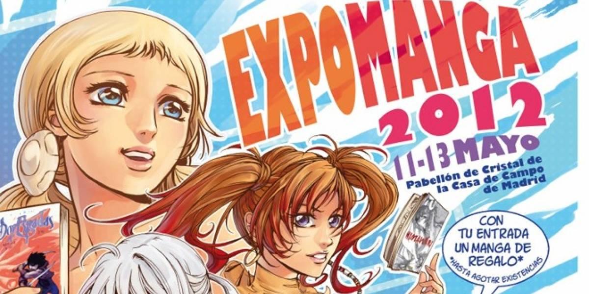 ExpoManga 2012: Una cita imperdible para los fanáticos del videojuego en Madrid