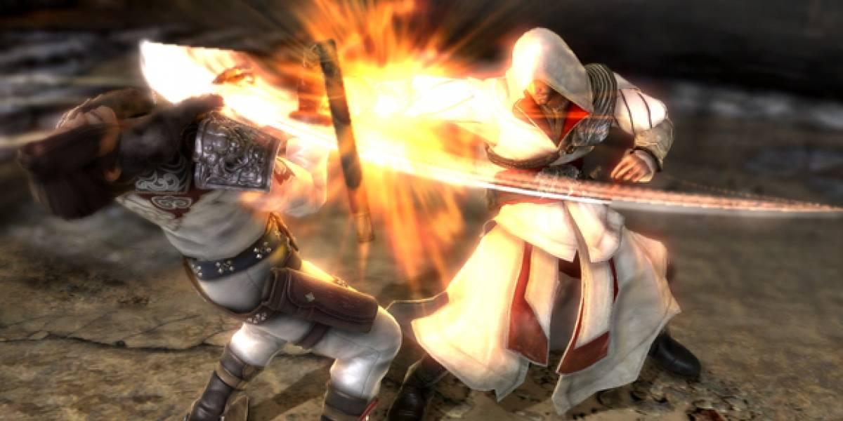 Es oficial: Ezio Auditore luchará en Soul Calibur V