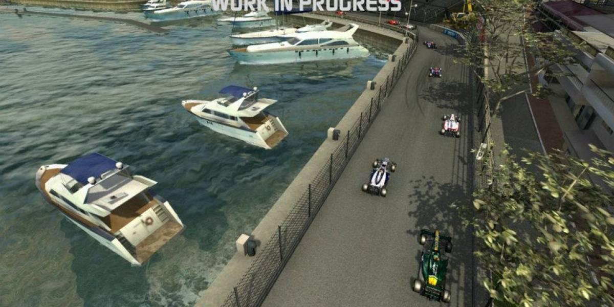 F1 Online ya está aceptando inscripciones para la beta
