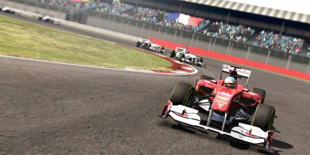 F1 2011, también con VIP Pass