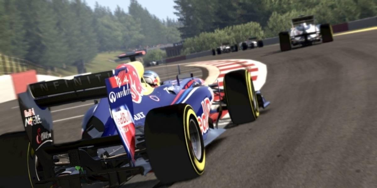 Los mejores momentos de la temporada, cortesía de F1 2011