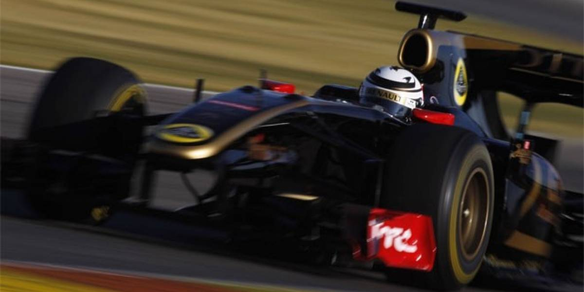 Codemasters le pone fecha de salida a F1 2012