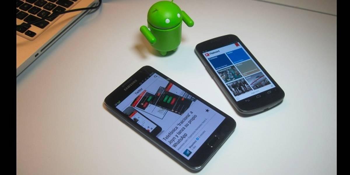 Muy pronto llegará Flipboard beta para dispositivos con Android