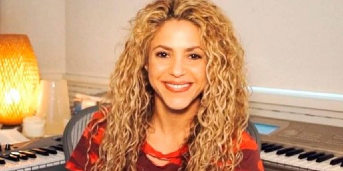 Shakira fará shows no Brasil em outubro