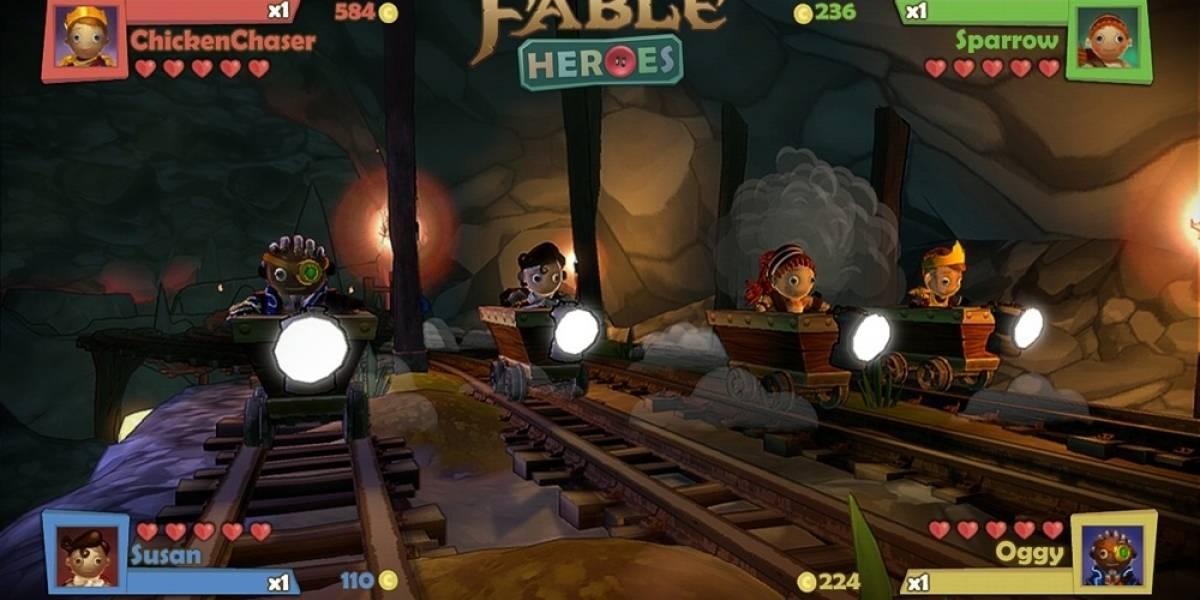"""Diseñador de Fable Heroes dice que el juego es solo """"una forma de expandir la franquicia"""""""