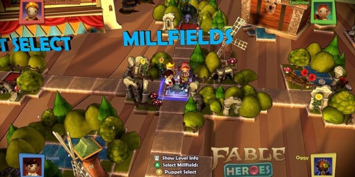 Fable Heroes ya está disponible en Xbox Live