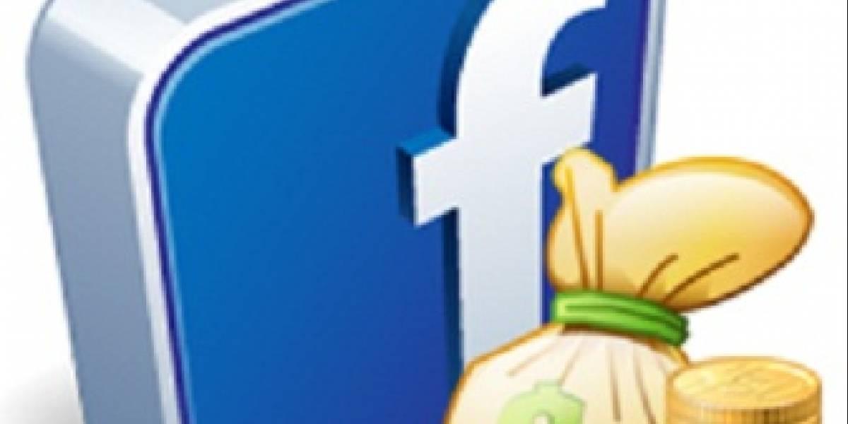 Facebook duplicaría sus ingresos anuales con más de US$4.200 millones