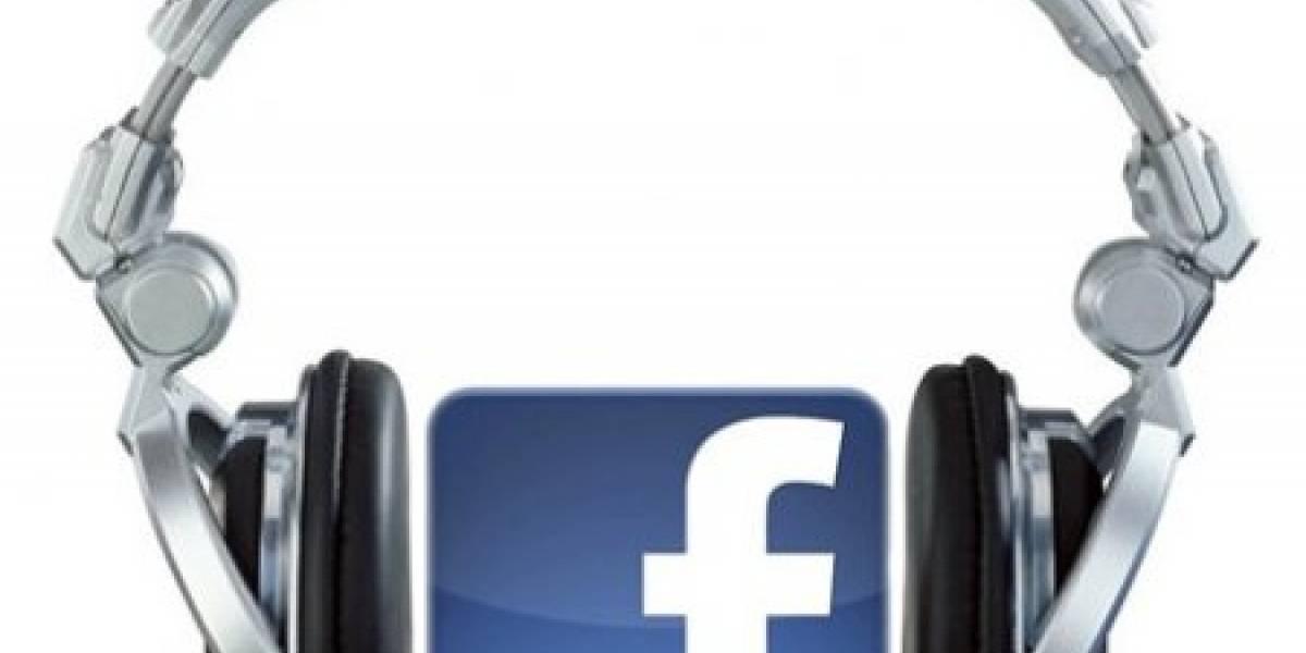 Futurología: Facebook lanzará su servicio de música el 22 de septiembre