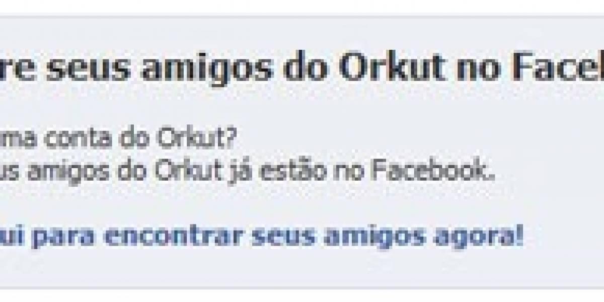 Facebook busca terminar con el dominio de Orkut en Brasil