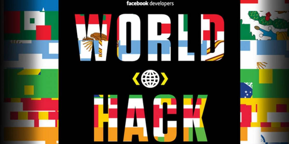 Facebook Developers World Hack 2012 llega a España, México y Argentina
