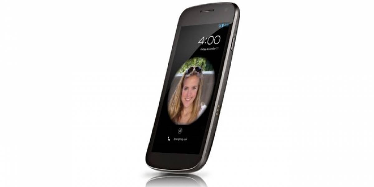 El password facial de Samsung pide que guiñes el ojo