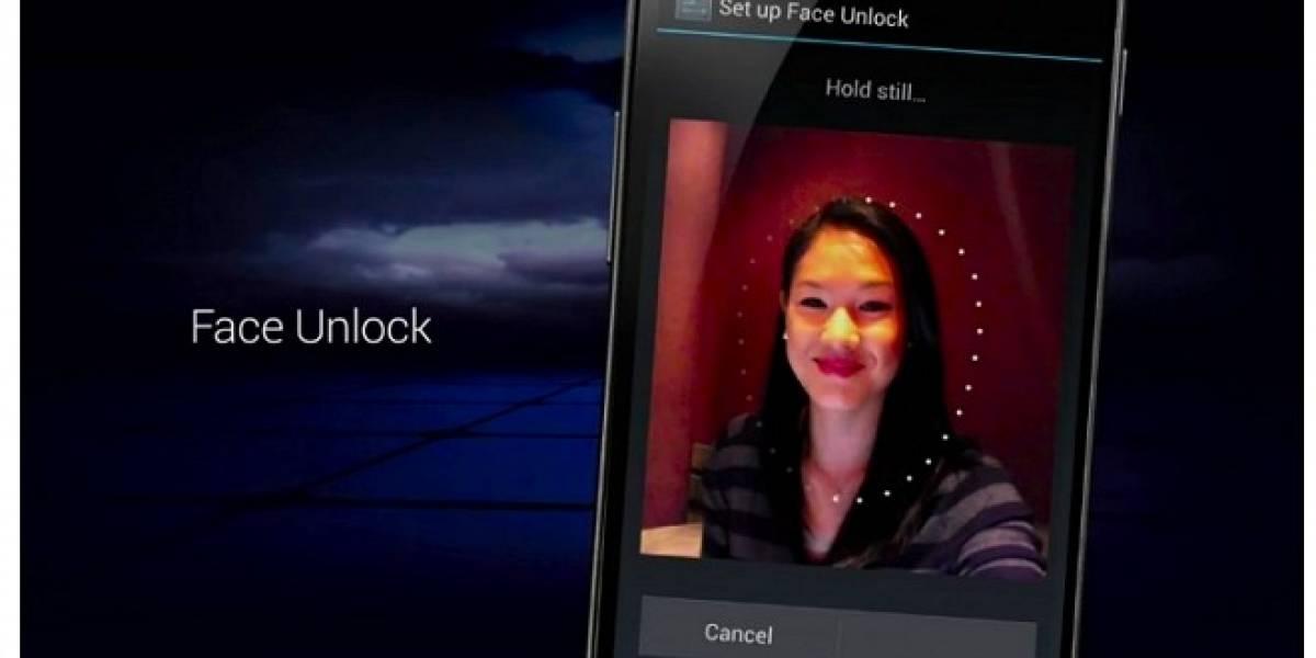 Google asegura que Face Unlock para Ice Cream Sandwich no funcionará con fotos