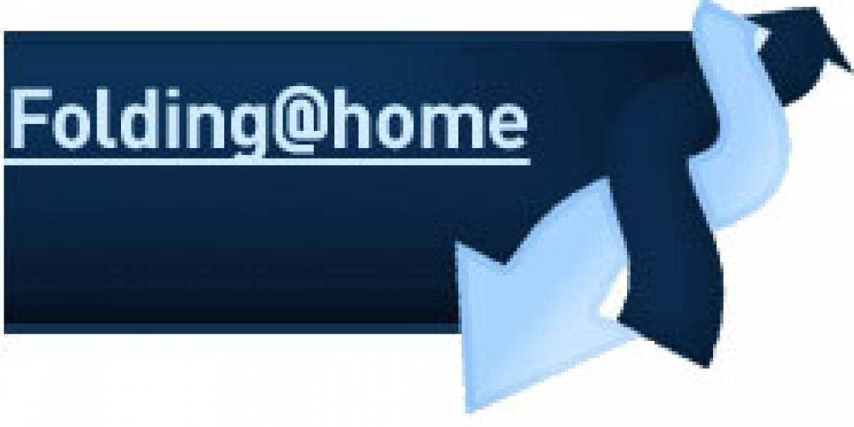 El proyecto Folding@home está de aniversario