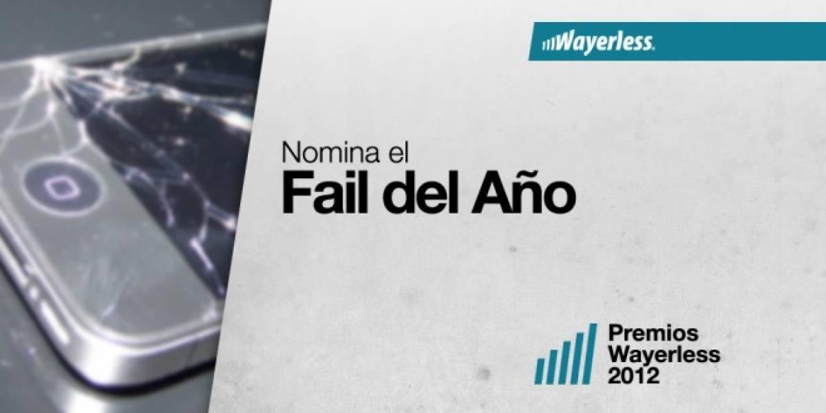 Nomina el Fail del Año 2012