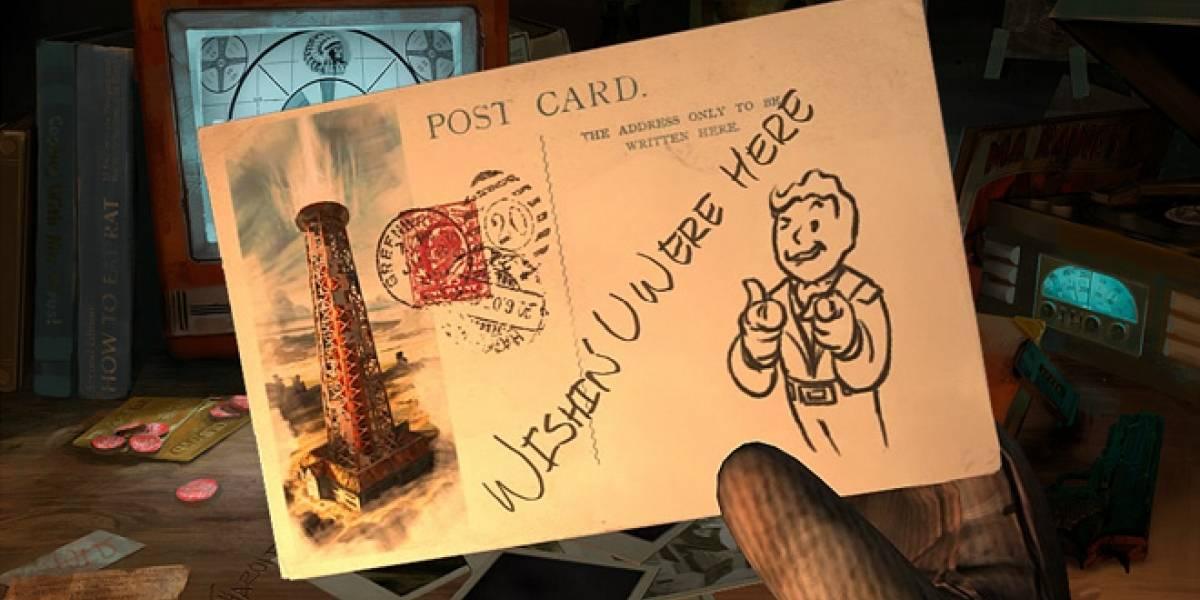 Bethesda no pudo y Fallout Online sigue viento en popa