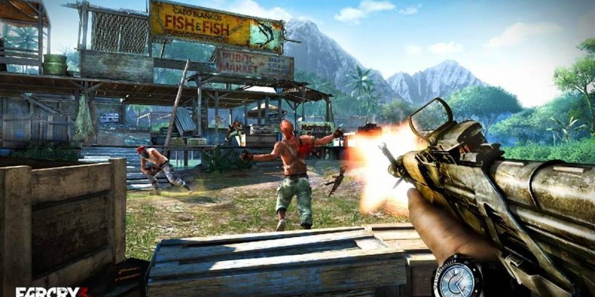 Far Cry 3 en detalle, mientras anuncian trailer para este jueves