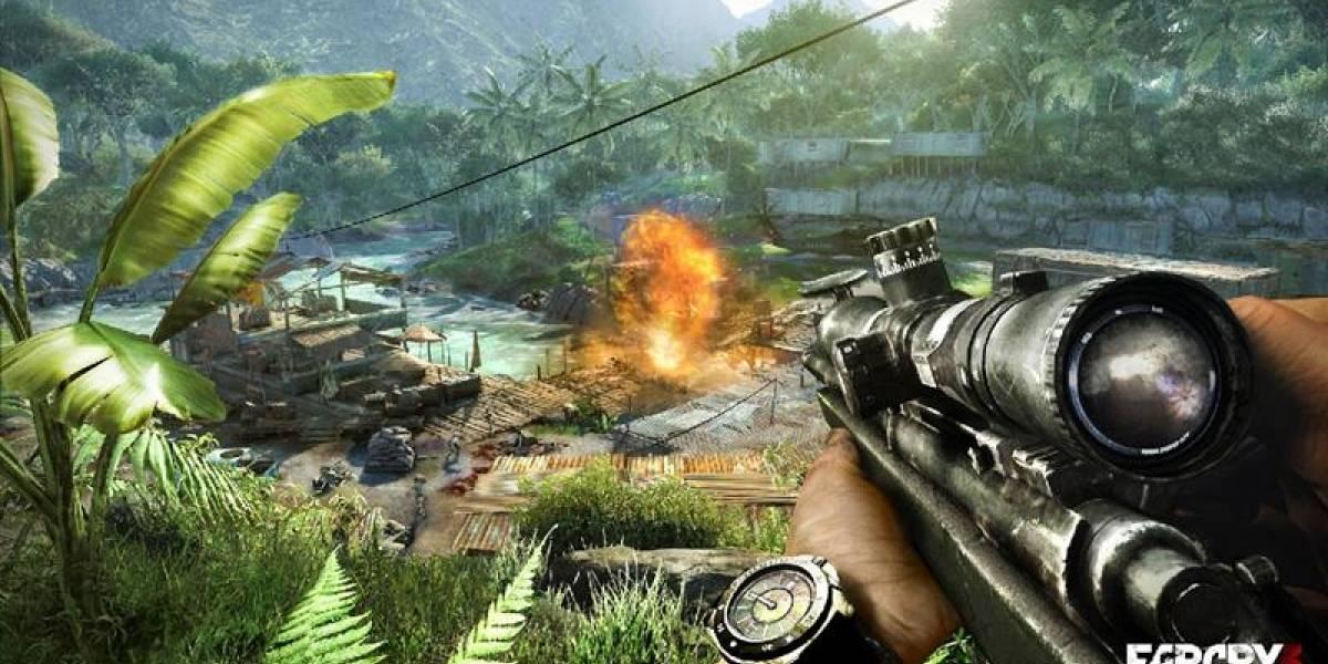 Aquí tienen 5 minutos de Far Cry 3