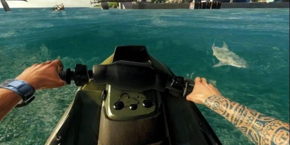 El Dr. Earnhardt se presenta en el nuevo trailer de Far Cry 3