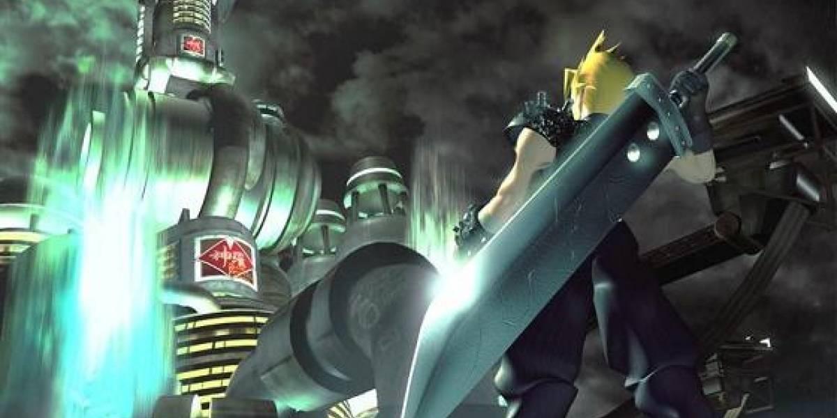Kojima aporta su grano de arena al remake de FFVII