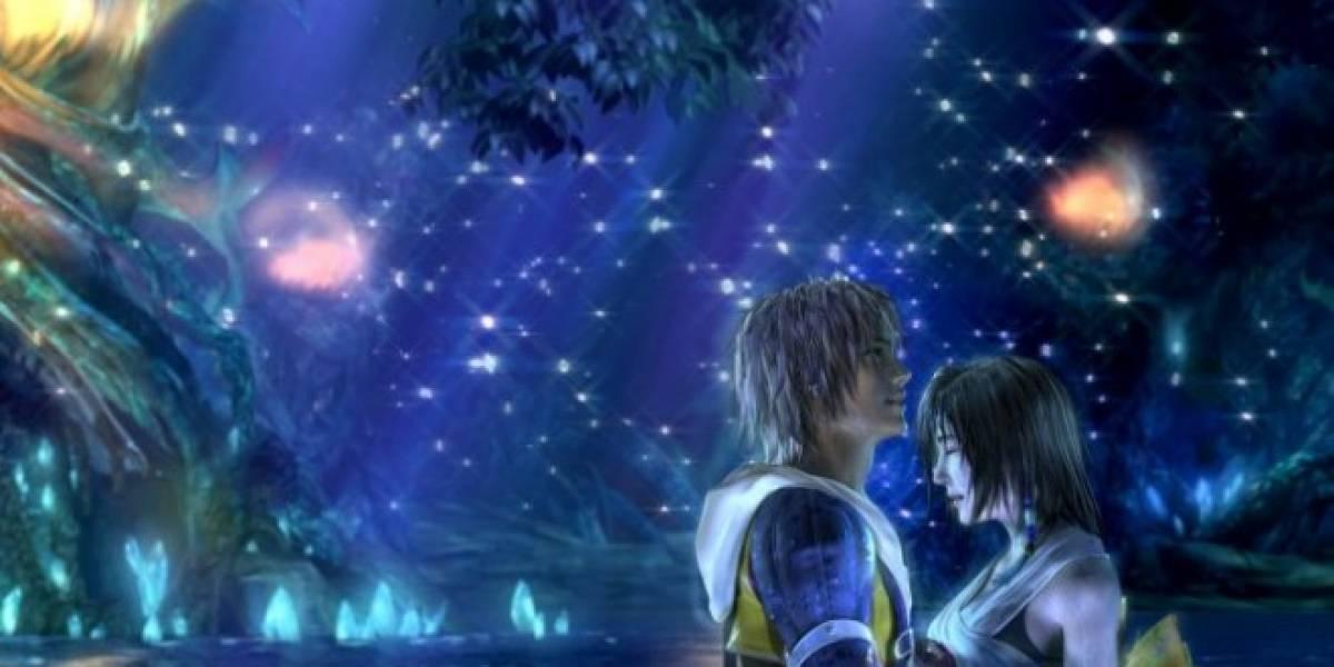 El desarrollo de Final Fantasy X HD recién está comenzando