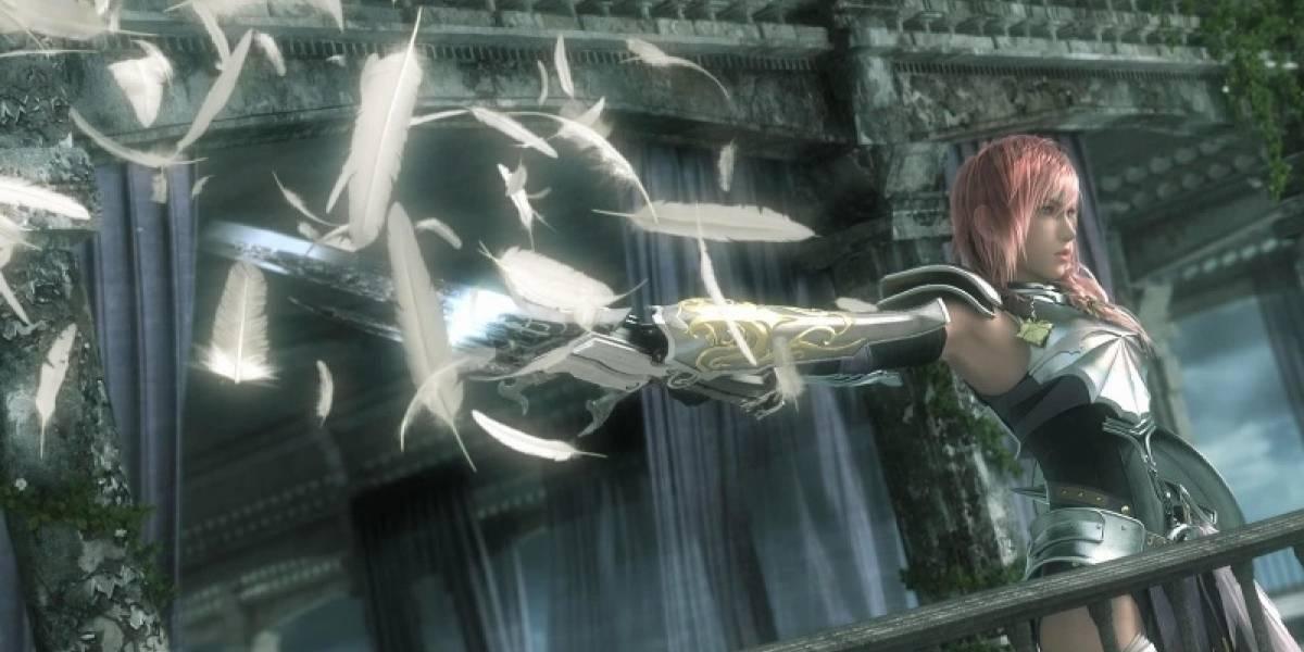 Tráiler de Final Fantasy XIII-2 para [PAX 11]