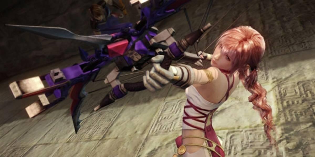 Square Enix lanza nuevo trailer de Final Fantasy XIII-2 [NYCC 11]