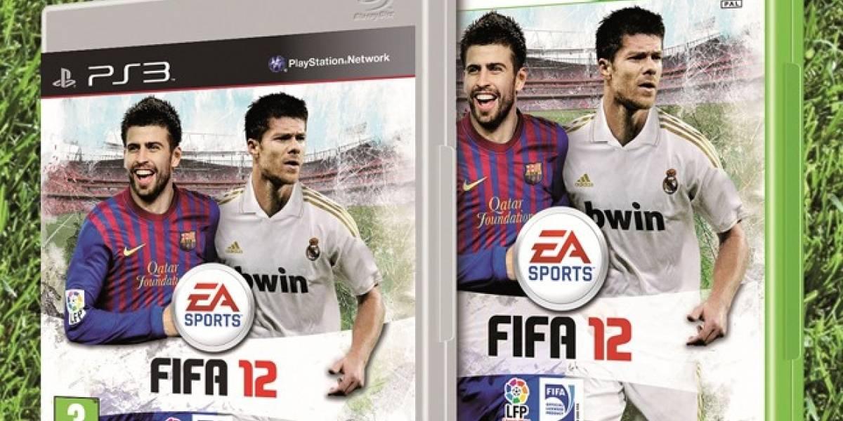 EA España te regala 5 cupones de 10 euros al comprar FIFA 12