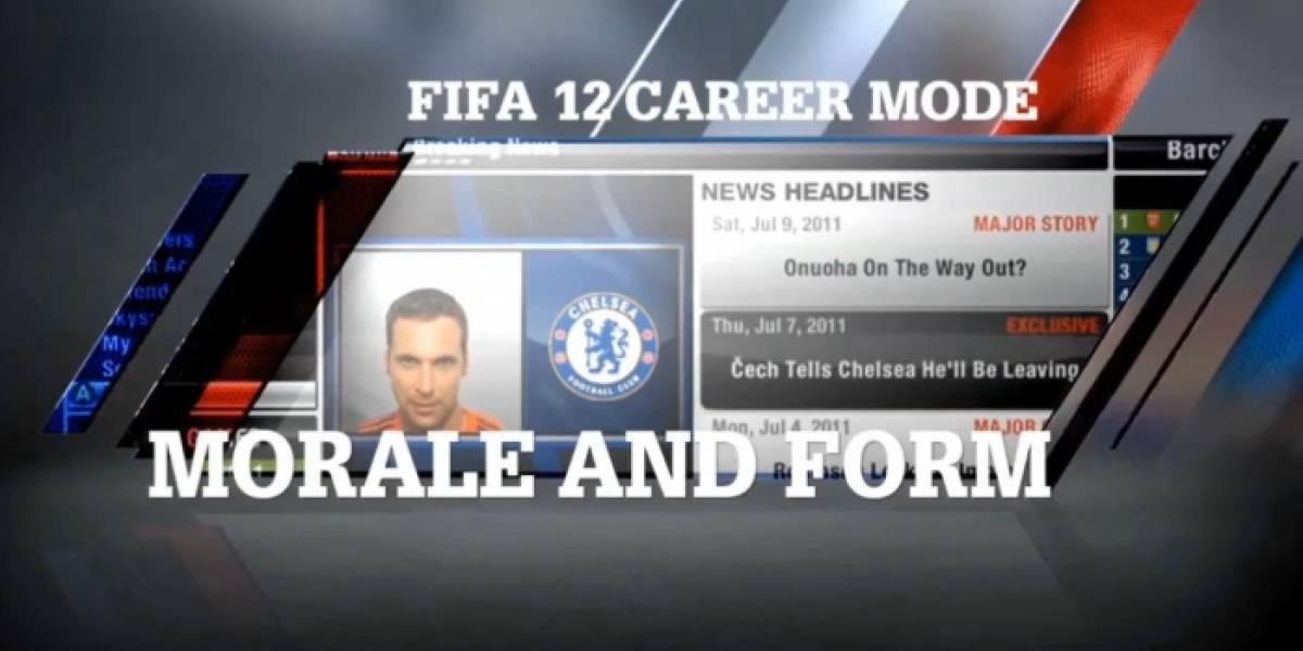 FIFA 12 se muestra en no uno, sino dos nuevos trailers