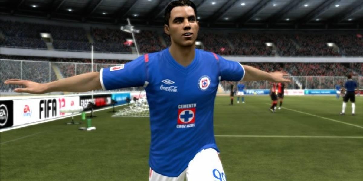 México: Simulación de la Jornada 2 del Clausura 2012 en FIFA 12