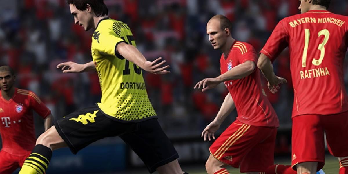 FIFA 12 a primera vista [Demo]