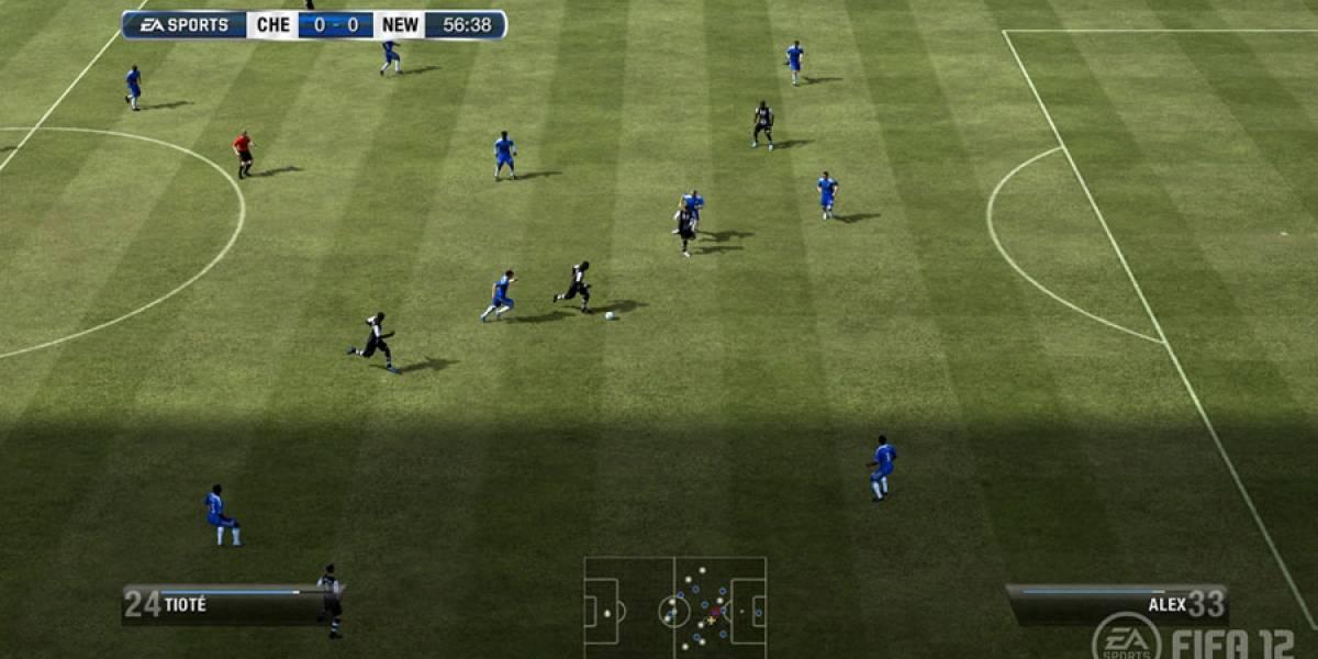 EA Sports habla del parche y las correcciones que se harán a FIFA 12
