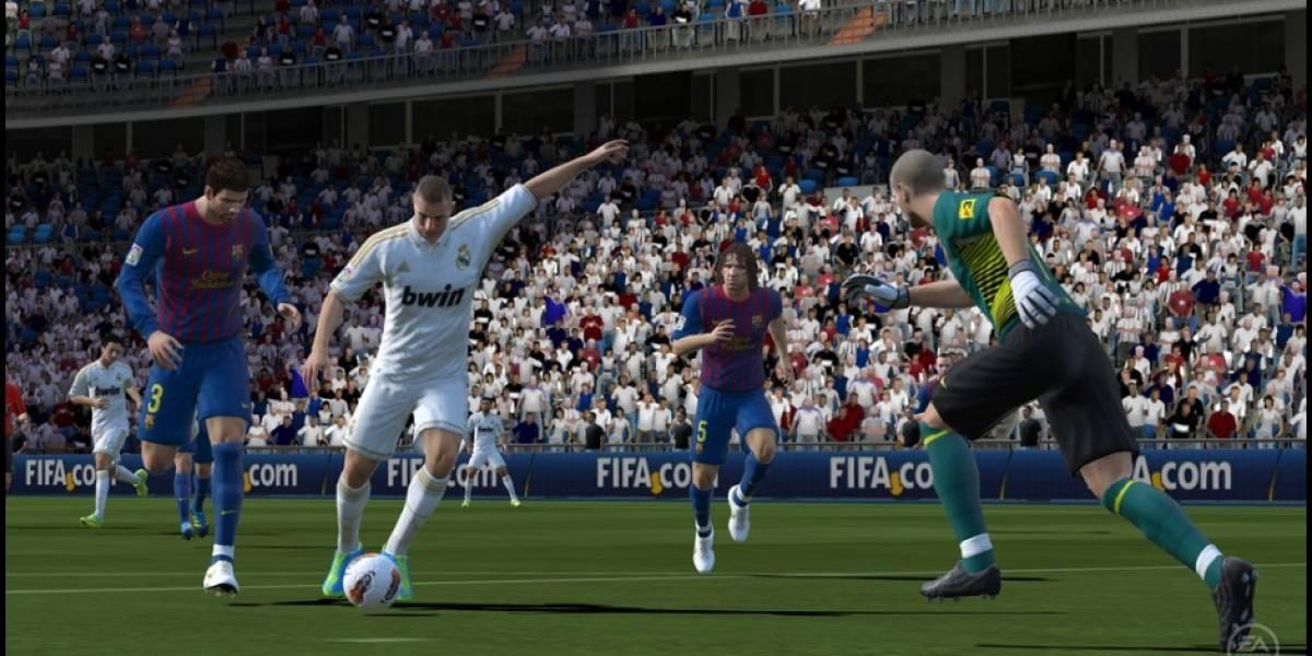 FIFA Soccer para PlayStation Vita sale en Febrero y llegará con controles táctiles