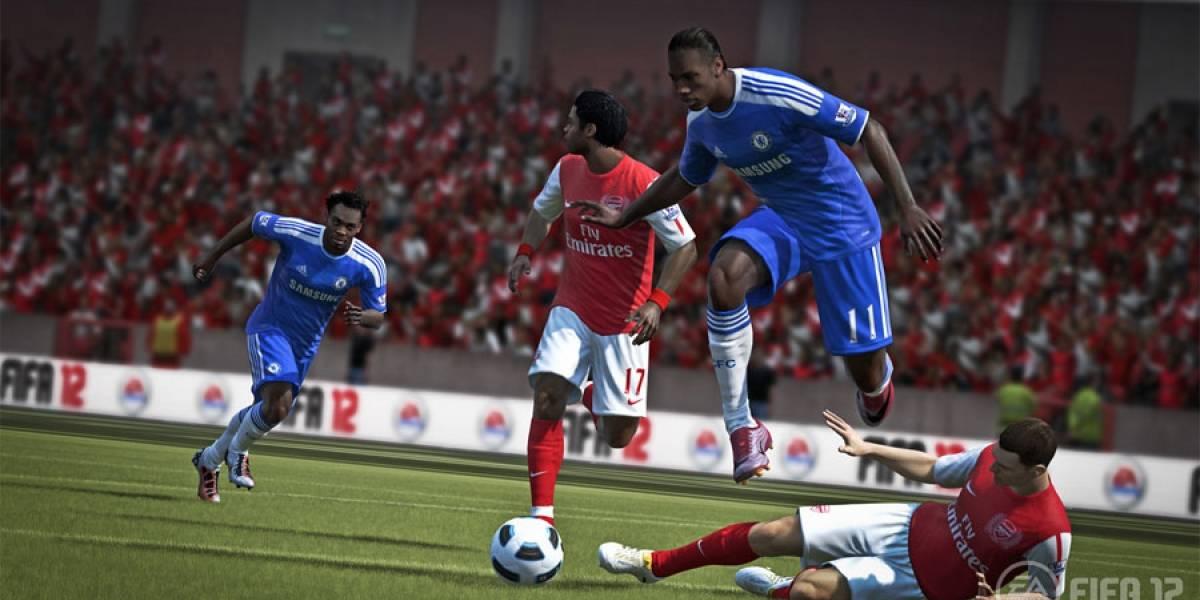Nuevo trailer de FIFA 12 [gamescom 11]