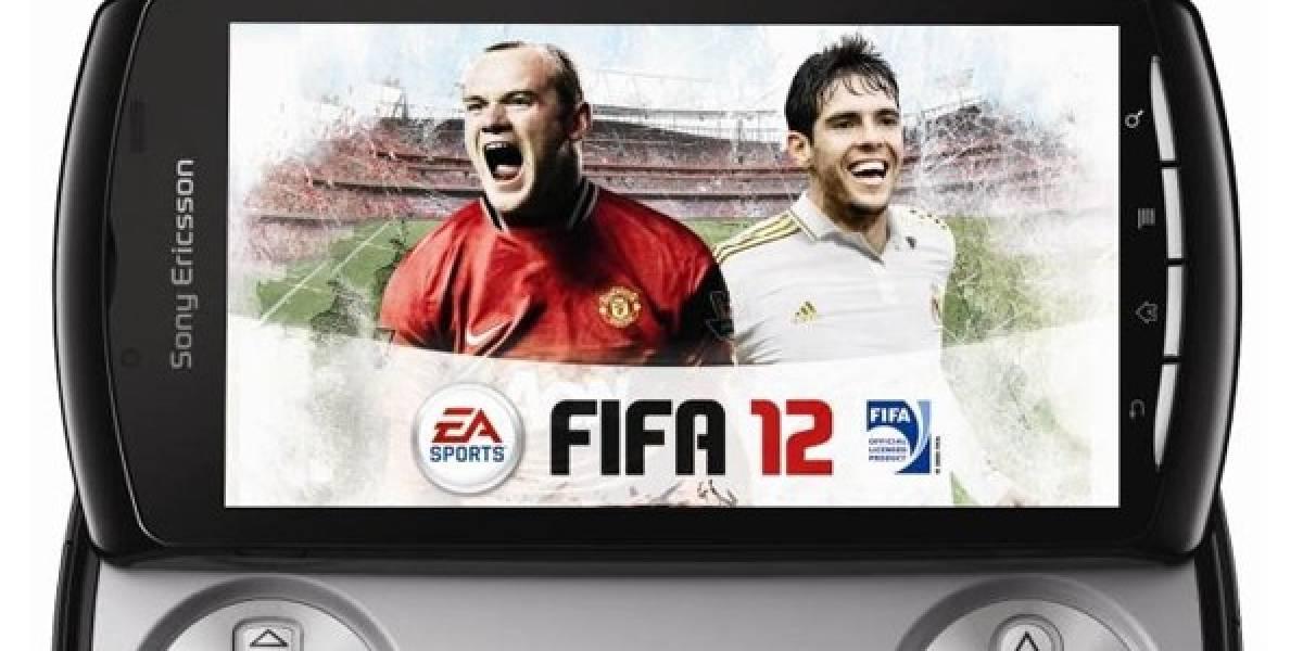 Llega FIFA 12 en exclusiva a la familia Xperia
