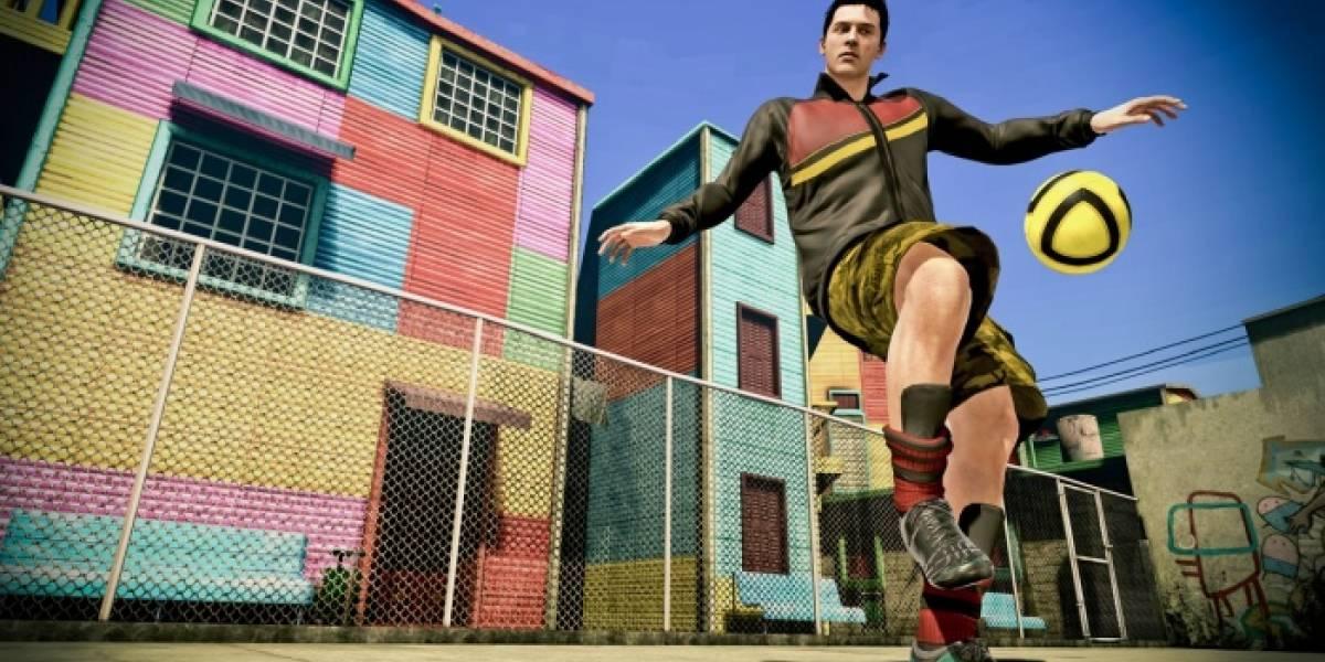 FIFA Street está de vuelta y se presenta con nuevo video [gamescom 11]