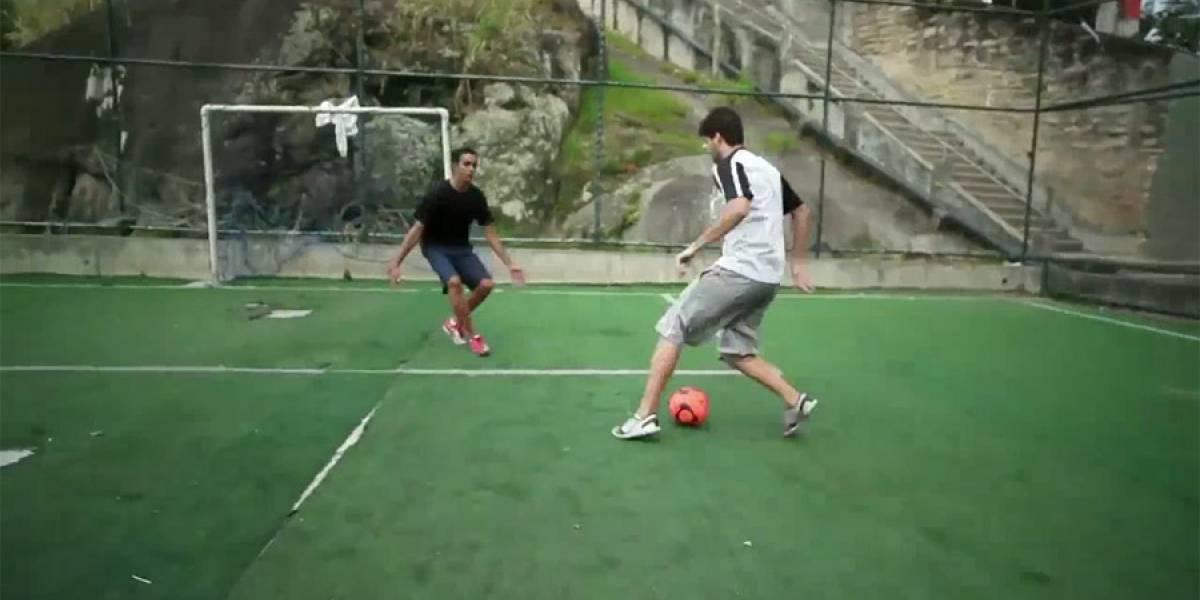 La fantasía del futbol callejero en el nuevo trailer de FIFA Street