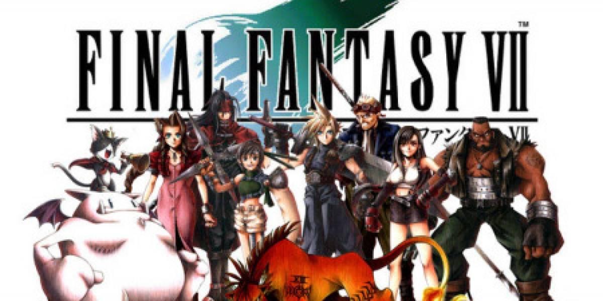 Final Fantasy VII en Stop Motion