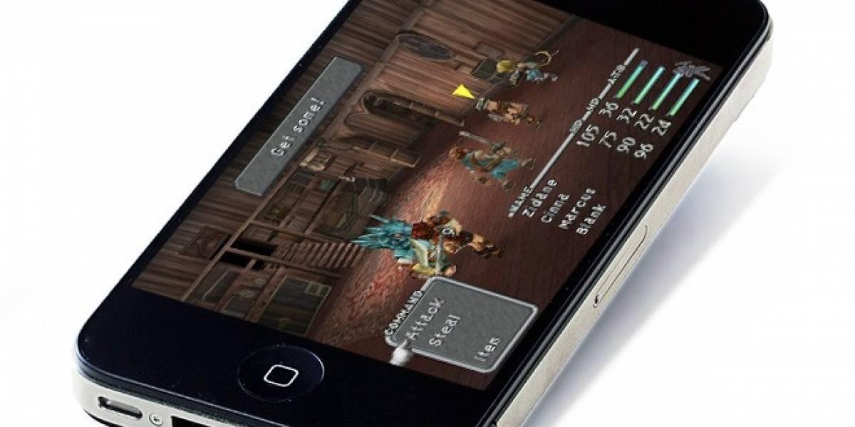Padre de Final Fantasy está trabajando en juegos para iPhone