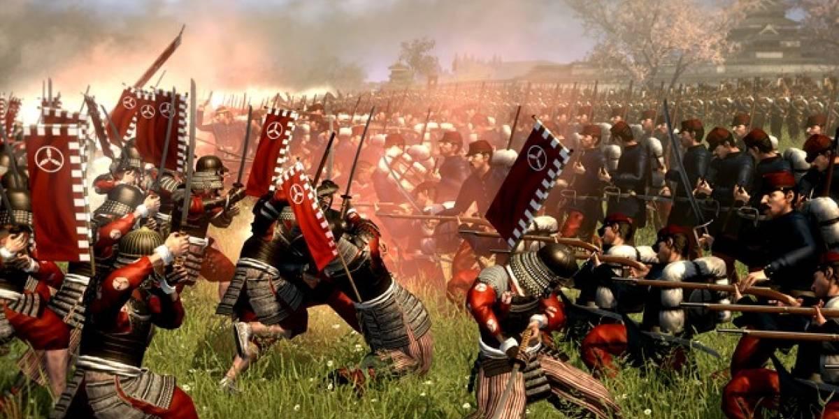 Shogun 2: La Caída de los Samuráis llega para PC