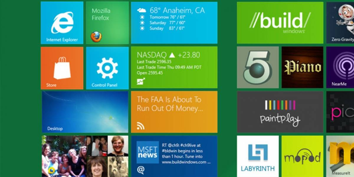 Futurología: Windows 8 para ARM sería lanzado en 2013