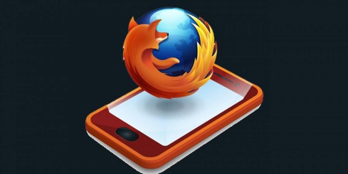 Alcatel y ZTE fabricarán los primeros móviles con Firefox OS