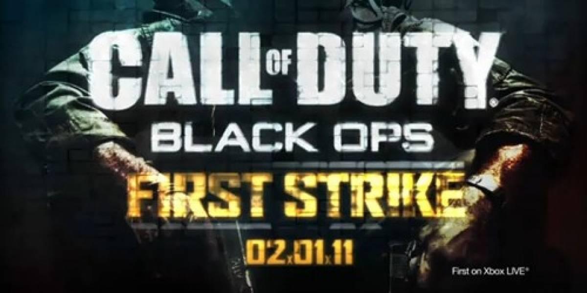 First Strike, el primer DLC de Black Ops es record de ventas
