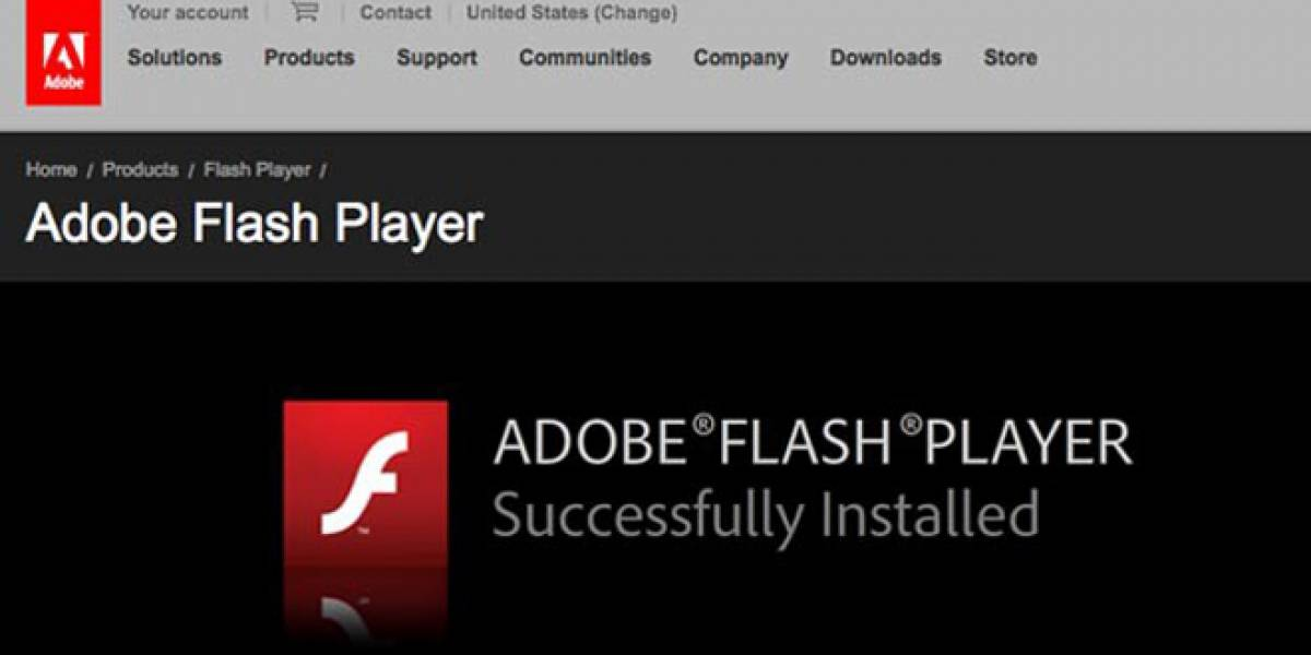 Adobe explica el trasfondo del acuerdo con Microsoft para llevar Flash a Windows 8