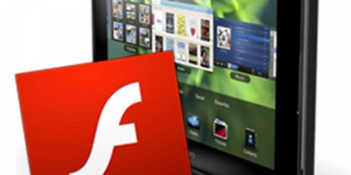 RIM continuará desarrollando Flash Player para su BlackBerry PlayBook