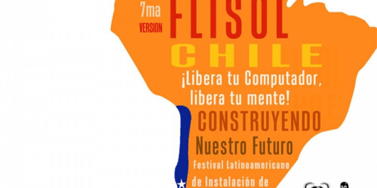 Chile: FLISOL se realizará este sábado en varias ciudades del país